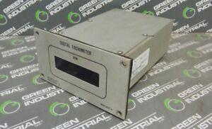 USED-Bently-Nevada-37506-A-05-01-Digital-Tachometer-Module