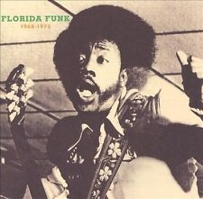 FLORIDA FUNK 1968-1975 CD Bobby Williams Mighty Dogcatchers Coke Sam Baker