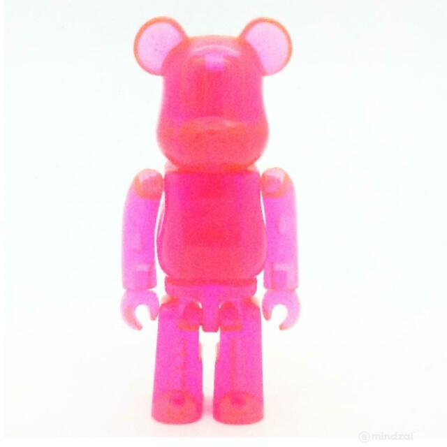 Medicom Bearbrick S29 Jellybean 29 be@rbrick 100/% Soda Light Sea Blue Jelly Bean