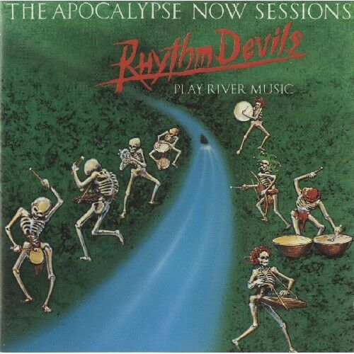 Rhythm Devils, The R - The Apocalypse Now Sessions [New CD]