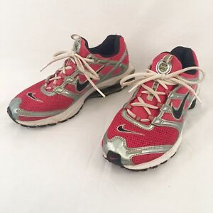 huge selection of d11da 5fe89 Image is loading Nike-Shox-NZ-Running-Athletic-Shoes-Womens-Size-