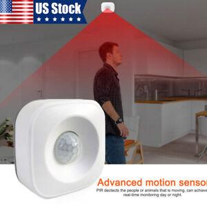 Smart-Wireless-WiFi-PIR-Motion-Detector-Sensor-Security-Burglar-Alarm-System-US