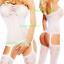 Sexy-Women-Lingerie-Babydoll-Bodystocking-Stocking-Sleepwear-Bodysuit-Lace-Robes thumbnail 6