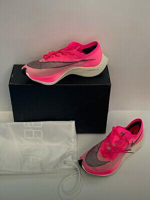 Nike Zoom Vaporfly Next Pink Blast Mens Womens Running Zoom X New Ebay