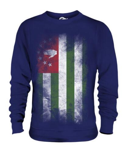 Abkhaziya Sbiadito Unisex Maglione Bandiera Abkhaz Apsny Abkhazia Abkhazian RqYAwdSq