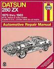 Datsun 280ZX (79 - 83) by Rik Paul, J. H. Haynes (Paperback, 1988)