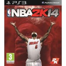 NBA 2K14 (Sony PlayStation 3, 2013)