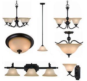 Image Is Loading Oil Rubbed Bronze Bathroom Vanity Ceiling Lights Amp