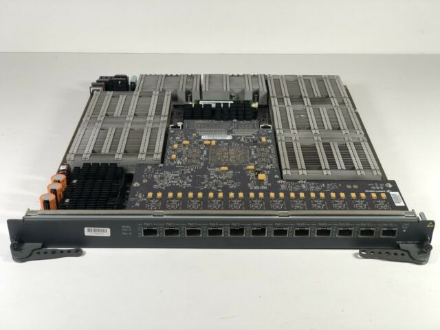 ALCATEL-LUCENT 7750 SR-12 3HE04743AA01 INTEGRATED MEDIA SERVICE ROUTER  10GB-SFP