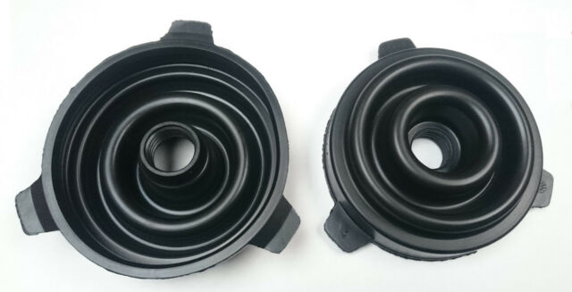 Fiat Cinquecento Seicento - Headlight Dust Cover Rubber Pair