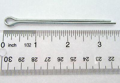 Bolzen, Stifte & Splinte Splinte Splint ~ 0.4cm X 6.3cm ~ Extra Lang ~verzinkt~ 2er Pack FöRderung Der Produktion Von KöRperflüSsigkeit Und Speichel Federstecker & Splinte