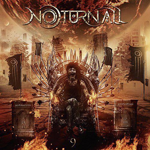 Noturnall - 9 CD NEW