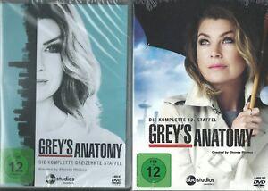 Greys Staffel 12