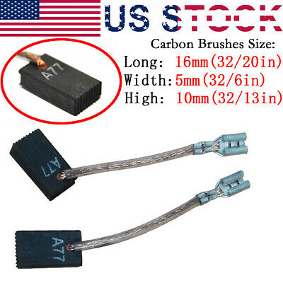 GWS 11-125 CIH GWS 14-125 C Carbon Brushes For Bosch 046 Grinder GWS 11-125 CIE
