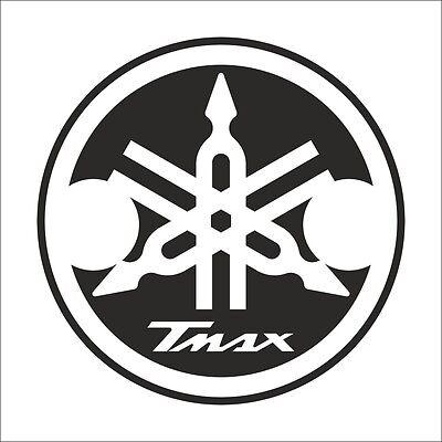 2 adesivi DIAPASON tmax 500 tmax 530 t max adesivi carter variatore stickers
