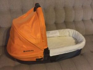 Uppababy stubenwagen orange sonnendach sonne baby abdeckung