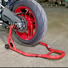 Motorcycle Front+Rear Paddle Wheel Lift Stand For Honda CBR 250R 929 954 RR