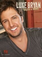 Luke Bryan Tailgates & Tanlines Sheet Music Piano Vocal Guitar Songboo 000309255