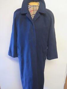 Vintage Raincoat Burberry Coat Euro Wool Uk 42 Prorsum Details Genuine 14 Zu Cashmere bf6y7g