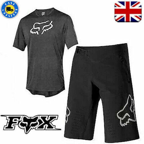 UK summer Fox Racing Demo Bike Quick dry Shorts Men/'s Woman MTB D Mountain Set