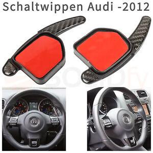Carbon-DSG-Schaltwippen-Verlaengerung-Schaltung-Wheel-Paddle-Shift-Karbon-Audi