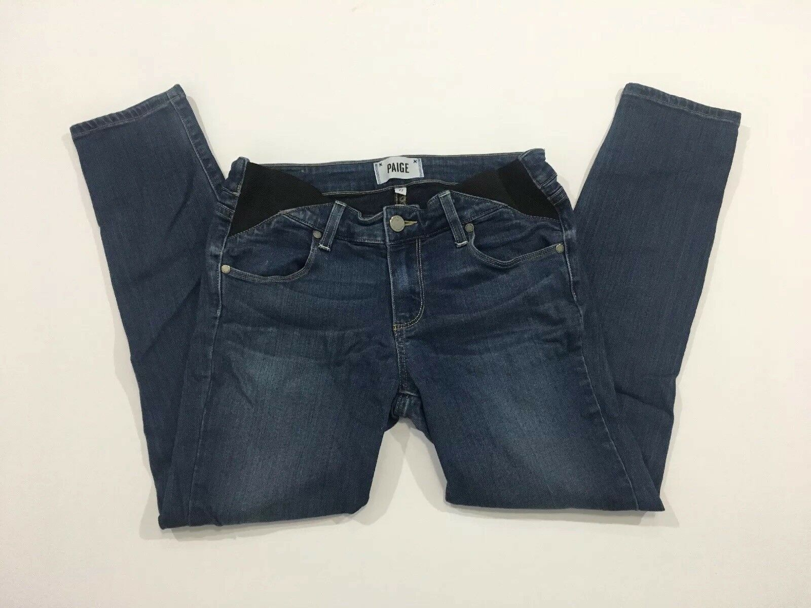 Women's PAIGE Jeans Size 27 Verdugo Crop Made in USA