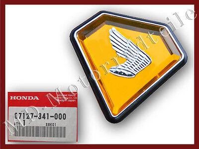 Honda CB 750 four k2-k6 Emblem pages couvercle droit