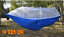 Outdoor-Camping-Portable-Mosquito-Net-Nylon-Hammock-Hanging-Bed-Swing-Sleeping thumbnail 15
