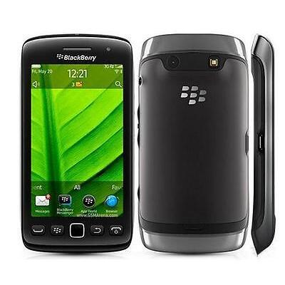 Unlocked Original BlackBerry Torch 9860 4GB GSM 5MP Smartphone Black