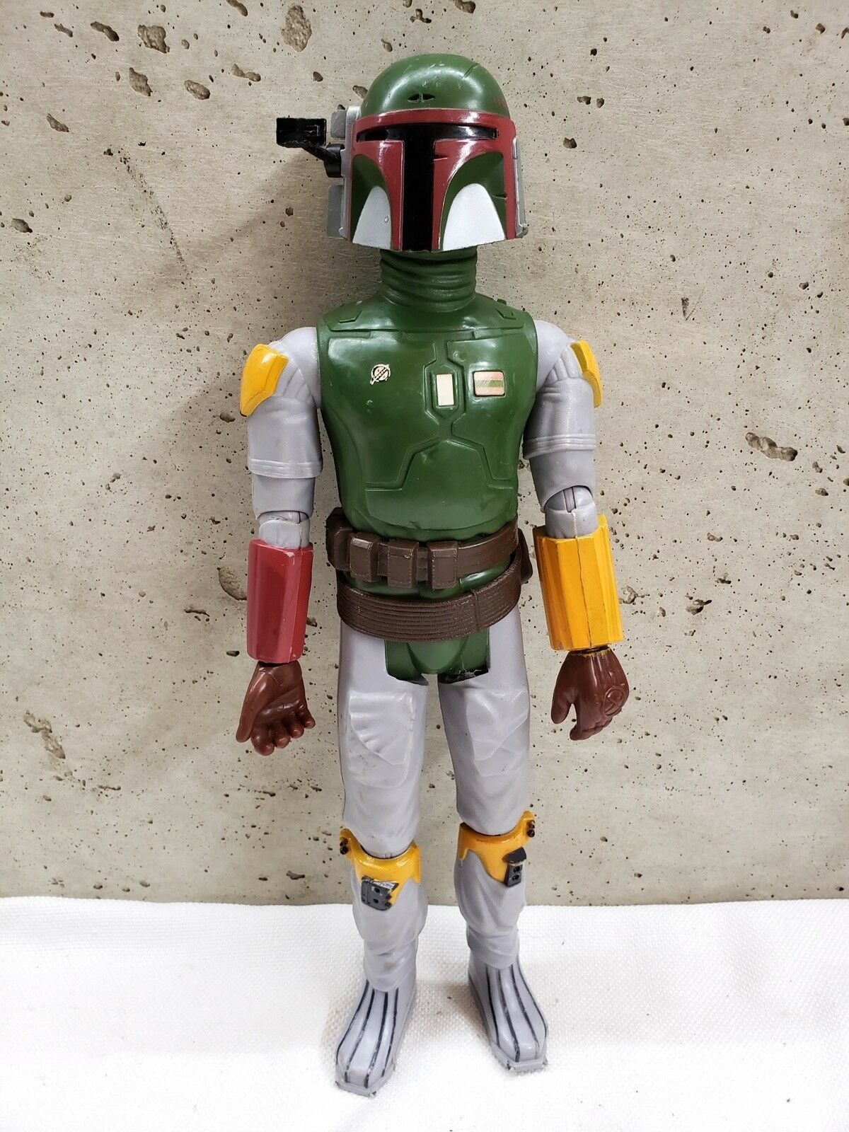 "Boba Fett Star Wars 1979 Kenner 14"" Tall Cat No. 39140"