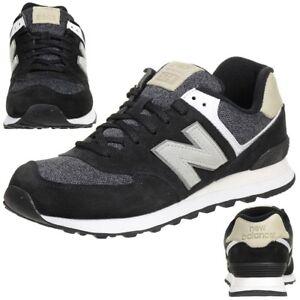 new balance hommes noir 574