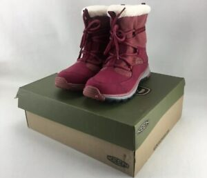 c74bbae027b14 Details about KEEN Women's Terradora Apres WP-w Hiking Boot  Rhododendron/Marsala 9 - N01