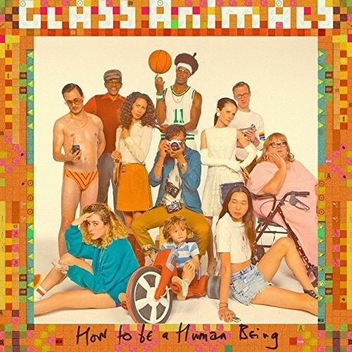 Glass Animals - How To Be A Human Being [New CD] Digipack Packaging