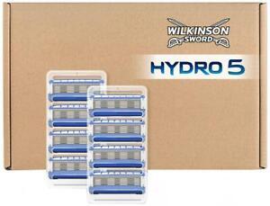 Wilkinson-Hydro-5-Lames-de-Rasoir-pour-Homme-Emballage-Deballer-sans