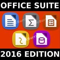 2016 Home & Student Office Suite For Windows: Microsoft Word Tutorial Included