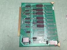 HOUDAILLE 401520-003 REV D  PRAM BOARD PCBs, STRIPPIT TURRET PRESS BE
