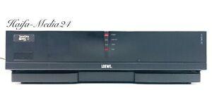 Loewe OC 3800 HighEnd S-VHS Videorecorder / SVHS Recorder TBC LP 1 Jahr Gewährl.