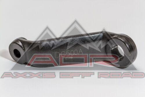 "DROP PITMAN ARM FITS 03-08 DODGE RAM 2500//3500 4-6/"" LIFT 4x4 DC500 DROP ARM"