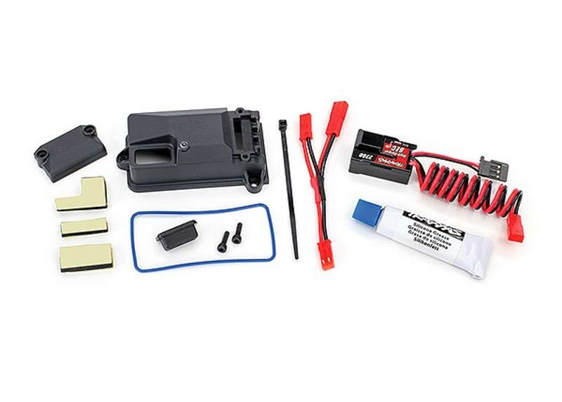 Traxxas 2262 BEC complete (includes receiver box cover and seals)