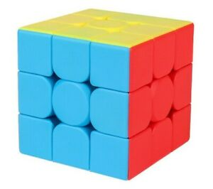 Zauberwuerfel-MoYu-Meilong-3c-3x3-stickerless-Original-Speedcube-magic-cube-neu