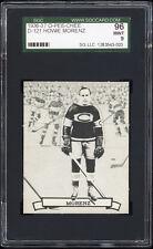 1936-37 V304 O-Pee-Chee Series D #121 Howie Morenz SGC 96 Mint. Hobby's #1 card!