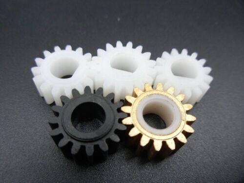 5SET 411018-Gear AB41-1018 AB411018 Ricoh 1022 1027 2022 2027 Developer Gear Kit