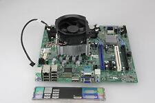 Dell 790 Motherboard Socket LGA 1155 w/IO Shield & CPU FanJ3C2F.Tested.Sku182987