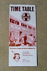 Santa-Fe-Condensed-Timetable-July-15-1968