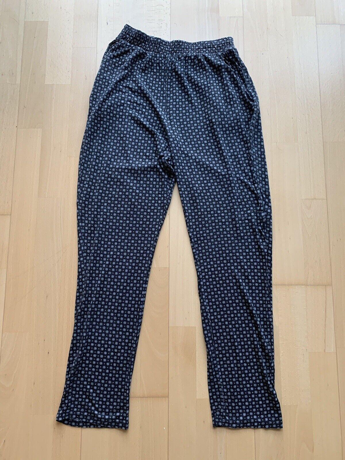 ❤️ H&M ❤️ Damen Hose ❤️ In Dunkelblau ❤️ Gr S ❤️