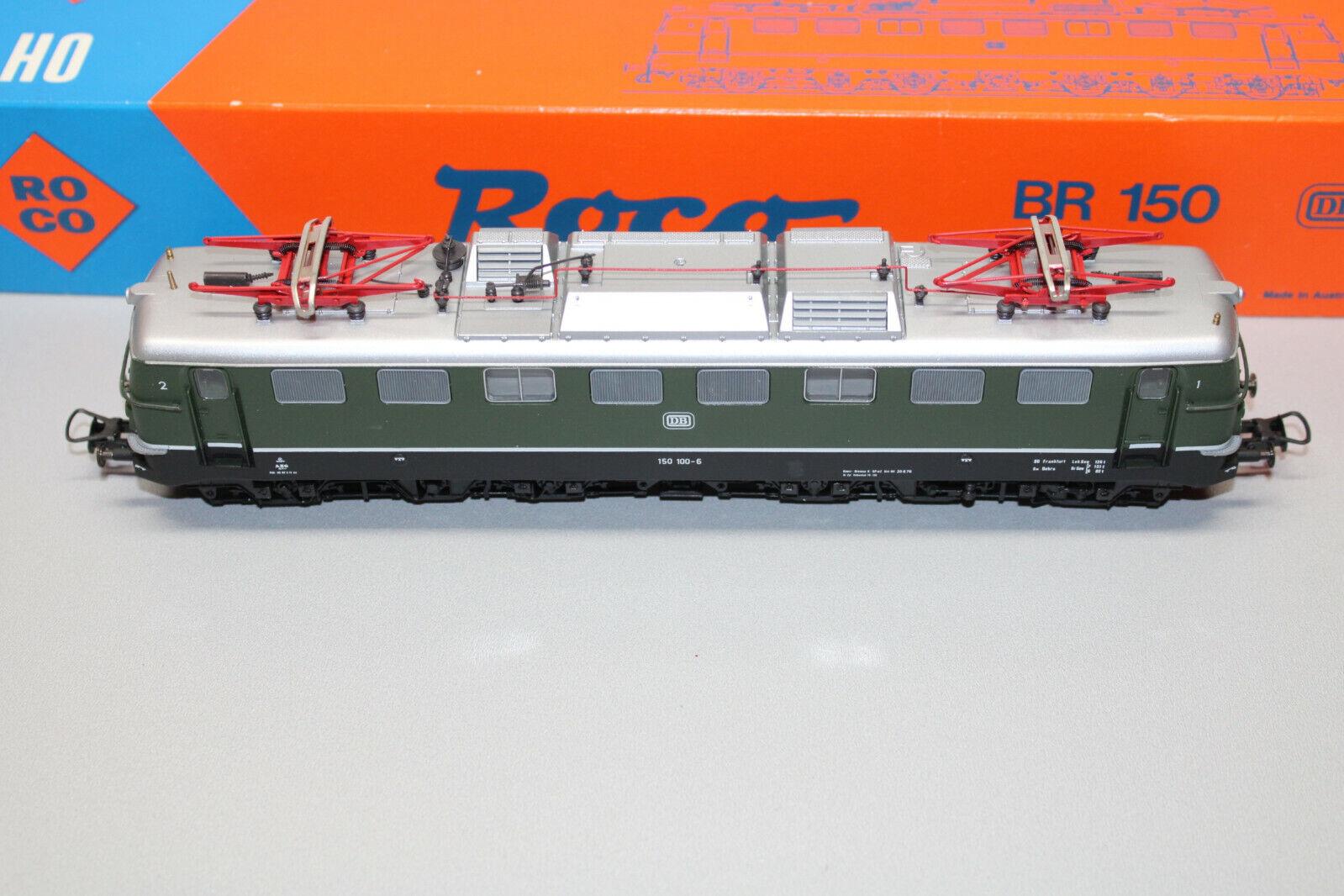 ROCO 43429 elok serie siano 150 1006 DB verde traccia h0 OVP