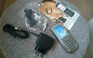 Nokia-6233-Silber-Ohne-Simlock-wie-Neu