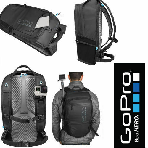 GoPro Seeker Backpack All GoPro Cameras Official GoPro Accessory