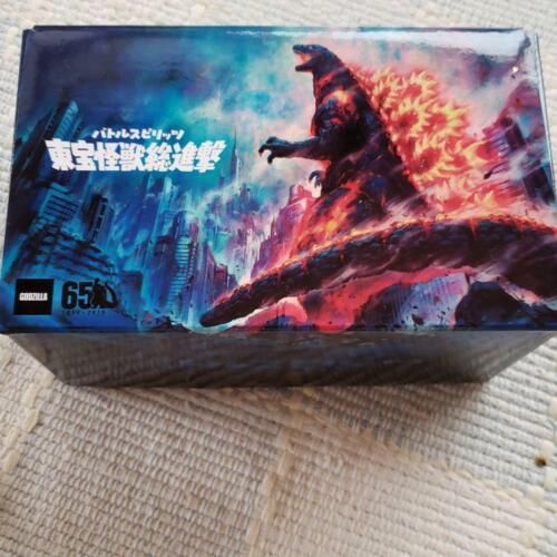 32056 PB02 Battle Spirits Collaboration Starter Destroy All Toho Kaiju BOX
