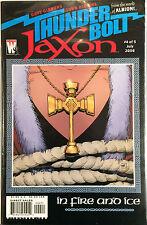 Thunderbolt Jaxon #4 NM- 1st Print Free UK P&P Wildstorm Comics Gibbons